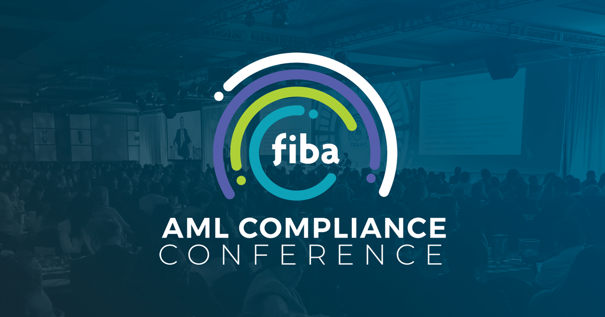 Sponsors - 2019 FIBA AML Compliance Conference Financial Crime