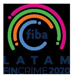 FINCRIME Vertical Blue Logo